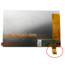 We can offer LCD Screen for Asus Memo Pad HD7 ME173X