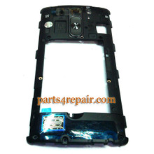Middle Cover for LG G3 S D725 (for AT&T) from www.parts4repair.com