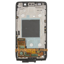Complete Screen Assembly with Bezel for Motorola DROID mini XT1030
