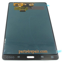 We can offer Complete Screen Assembly for Samsung Galaxy Tab S 8.4 T705 3G Version -Black