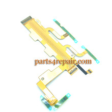 Side Key Flex Cable for Sony Xperia C3 D2533 from www.parts4repair.com