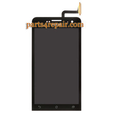 Complete Screen Assembly for Asus Zenfone 5 from www.parts4repair.com