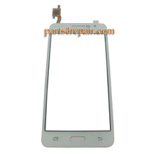 Touch Screen Digitizer for Samsung Galaxy Grand Prime G530 -White from www.parts4repair.com