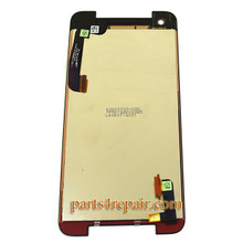 We can offer Complete Screen Assembly with LGP for HTC Butterfly S -Black