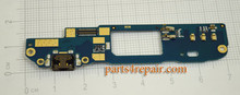 Dock Charging PCB Board for HTC Desire 816 from www.parts4repair.com