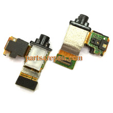 Earphone Jack Flex Cable for Sony Xperia Z1S L39T from www.parts4repair.com