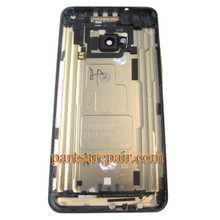Full Housing Cover for HTC One M7 -Gold
