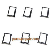SIM Card Tray for Huawei Ascend Mate 7 from www.parts4repair.com