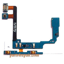 Volume Flex Cable for Samsung Galaxy A3 SM-A3000 from www.parts4repair.com