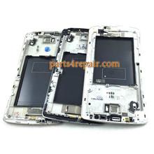 LCD Plate for LG G3 F400 (for Korea) -Black