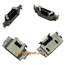 Dock Charging Port for Sony Xperia Z1 L39H from www.parts4repair.com