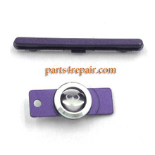 Side Keys for Sony Xperia Z L36H from www.parts4repair.com