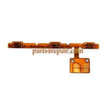 Side Key Flex Cable for Huawei Honor 4X from www.parts4repair.com