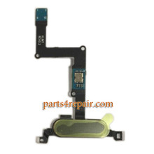 Home Button Flex Cable for Samsung Galaxy Tab S 8.4 T700 T705 -Black