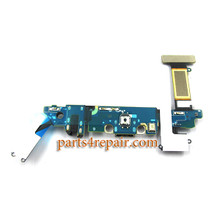 Dock Charging Flex Cable for Samsung Galaxy S6 G920V