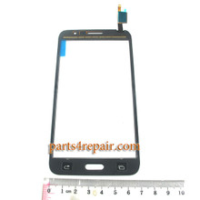 Touch Screen Digitizer for Samsung Galaxy Grand Max G7200 -White
