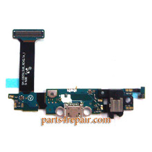 We can offer Dock Charging Flex Cable for Samsung Galaxy S6 Edge G925V