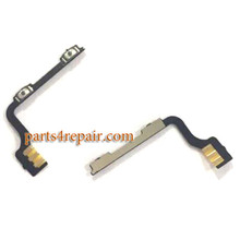 Volume Flex Cable for OnePlus One from www.parts4repair.com