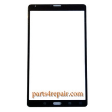 Generic Front Glass for Samsung Galaxy Tab S 8.4 T700 3G -White