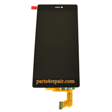 Complete Screen Assembly for Huawei P8 from www.parts4repair.com