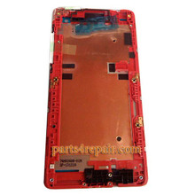 We can offer Front Housing Cover with Bezel for HTC Desire 600
