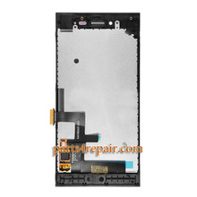 We can offer Complete Screen Assembly with Bezel for BlackBerry Leap Z20