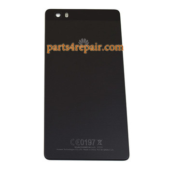 Back Cover for Huawei P8 Lite -Black