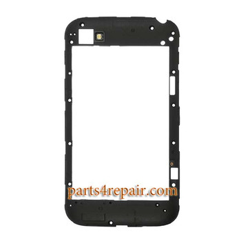 Middle Rear Housing for BlackBerry Classic (BlackBerry Q20)