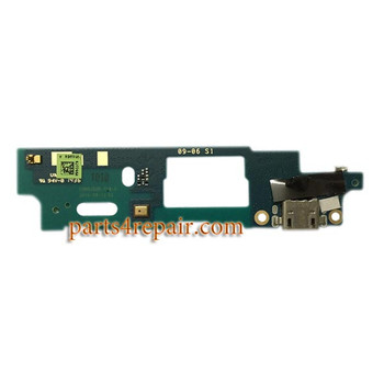 Dock Charging PCB Board for HTC Desire 820