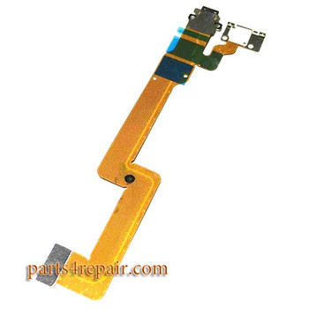 Amazon Kindle Fire HDX Dock Port Flex Cable