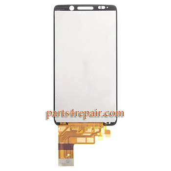 Complete Screen Assembly for Motorola DROID mini XT1030 -White