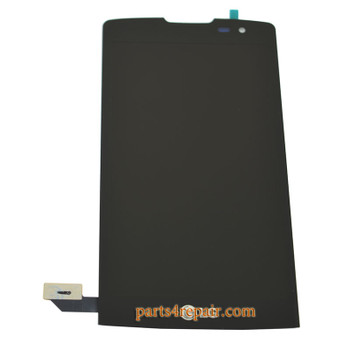 Complete Screen Assembly for LG Leon H340 from www.parts4repair.com