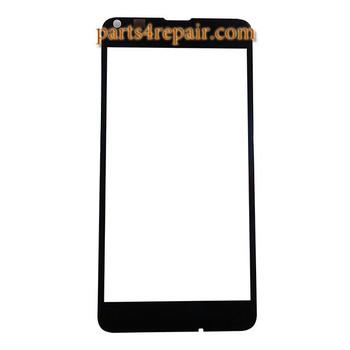 Front Glass OEM for Microsoft Lumia 640 LTE / Lumia 640 Dual SIM