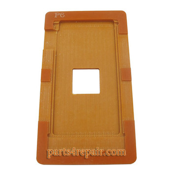 UV Glue (LOCA) Alignment Mould for Huawei Ascend P6 from www.parts4repair.com
