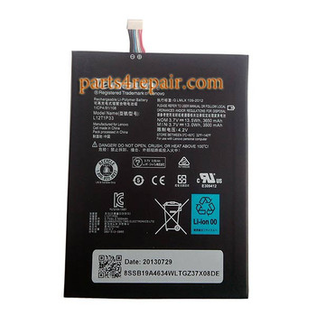 Built-in Battery for Lenovo Idea Tab A3000 from www.parts4repair.com