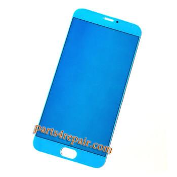 Front Glass for Meizu MX5 -White