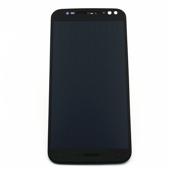 Complete Screen Assembly with Bezel for Motorola Moto X Style XT1575 XT1572 -Black