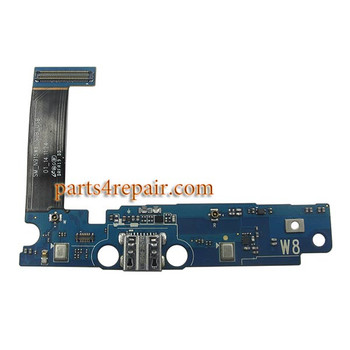 Dock Charging Flex Cable for Samsung Galaxy Note Edge N915W8 from www.parts4repair.com