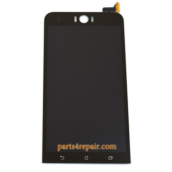 Complete Screen Assembly for Asus Zenfone Selfie ZD551KL ZD550KL from www.parts4repair.com