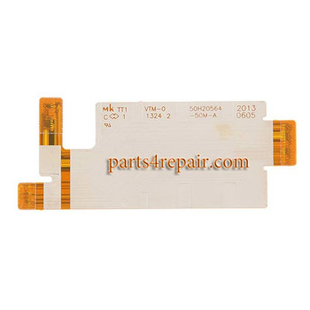 We can offer Motherboard Flex Cable for HTC Desire 600