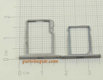 SIM Tray & SD Tray for BlackBerry Classic Q20 from www.parts4repair.com
