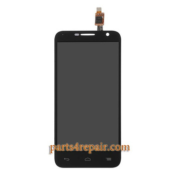 Complete Screen Assembly for Alcatel Idol 2 mini 6016 -Black