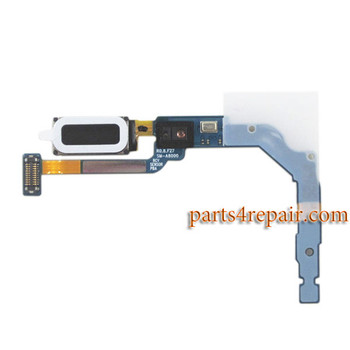 Earpiece Speaker Flex Cable for Samsung Galaxy A8 from www.parts4repair.com