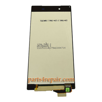 LCD Screen and Touch Screen Assembly for Sony Xperia Z5