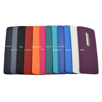 "Back Cover for Motorola Moto X Play 5.5"""
