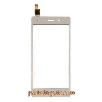 Touch Screen Digitizer OEM for Huawei P8lite -Gold