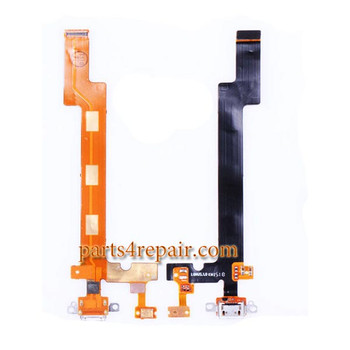 Dock Charging Flex Cable for Meizu MX5