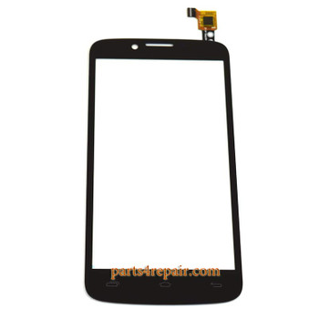 Touch Screen Digitizer for BQ Aquaris 5 HD -Black