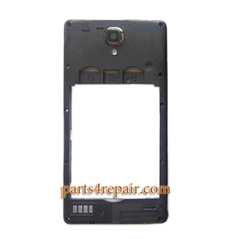 Middle Housing Cover for Xiaomi Redmi Note 3G Dual SIM