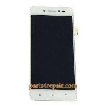 Complete Screen Assembly with Bezel for Lenovo S90 Sisley -White